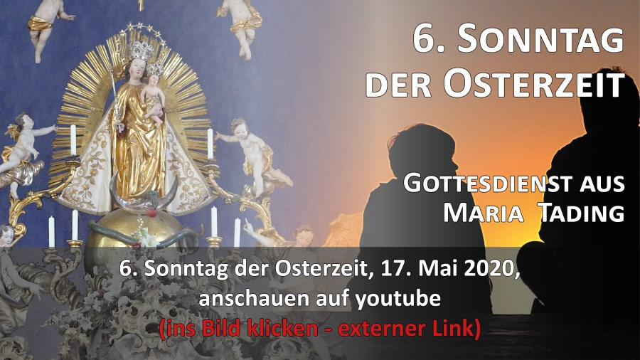 Gotttesdienst Übertragung Maria Tading kirch dahoam