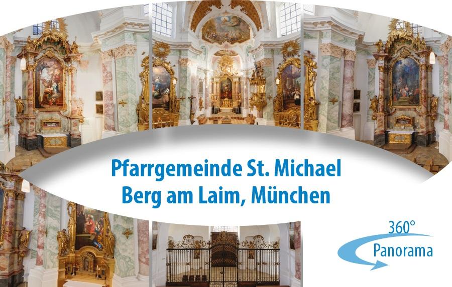 Panoramen Vorschau Sankt Michael Berg am Laim
