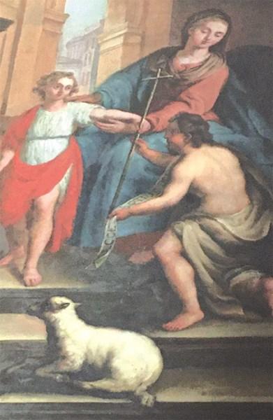 Johannes der Täufer