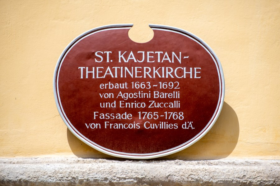 St. Kajetan, Theatinerkirche