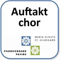 Logo Auftaktchor Maria Schutz
