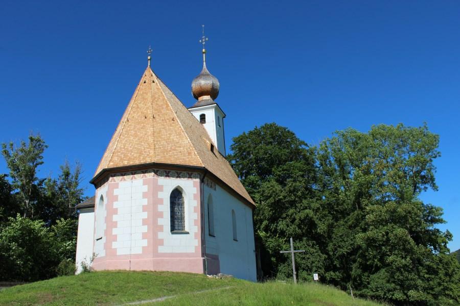 Außenansicht St. Johann