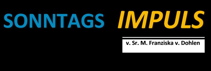 Sonntagsimpuls - Logo