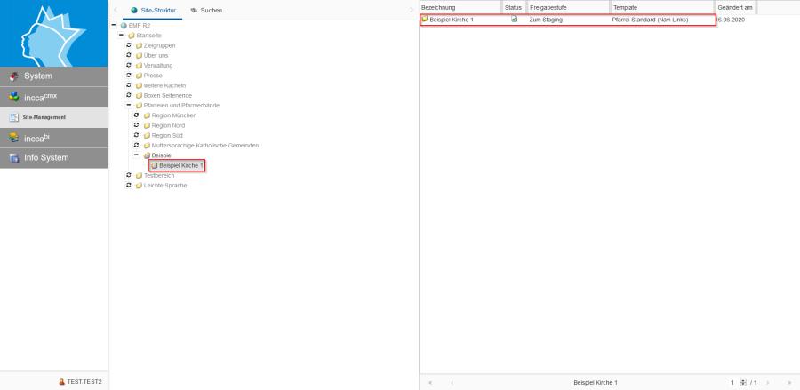 Bildserie zeigt Anleitung um eine Webseiten zu Verknüpfen und eine Datei zum Download anzubieten. (9)