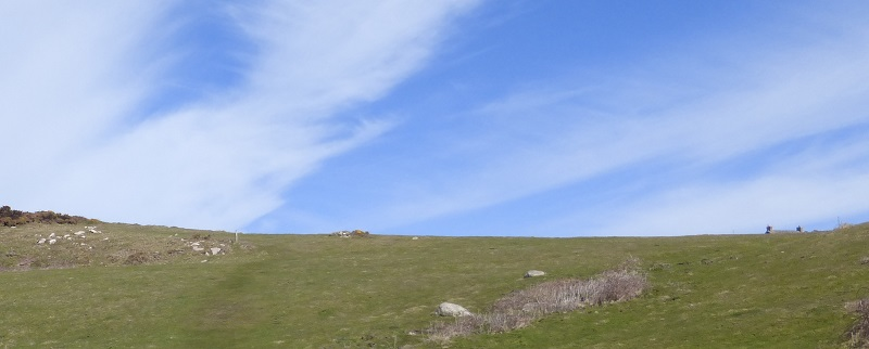 Wanderweg Cornwall