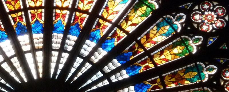 Rosette Straßburger Münster