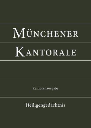 Münchener Kantorale, Kantoranausgabe Bd. H