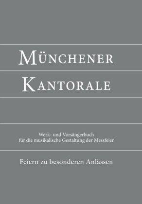 Münchener Kantorale, Werkbuch Bd. F