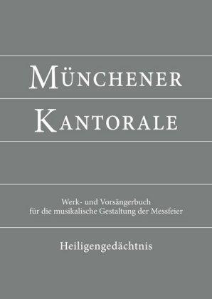 Münchener Kantorale, Werkbuch Bd. H