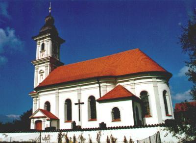 Bierbacher Kirche außen