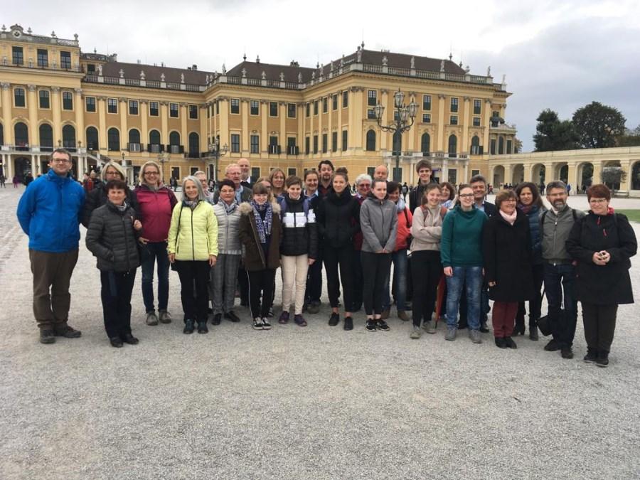 Gruppenfoto Kirchenchor Siegsdorf