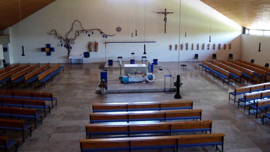 Kirchen St. Paul innen