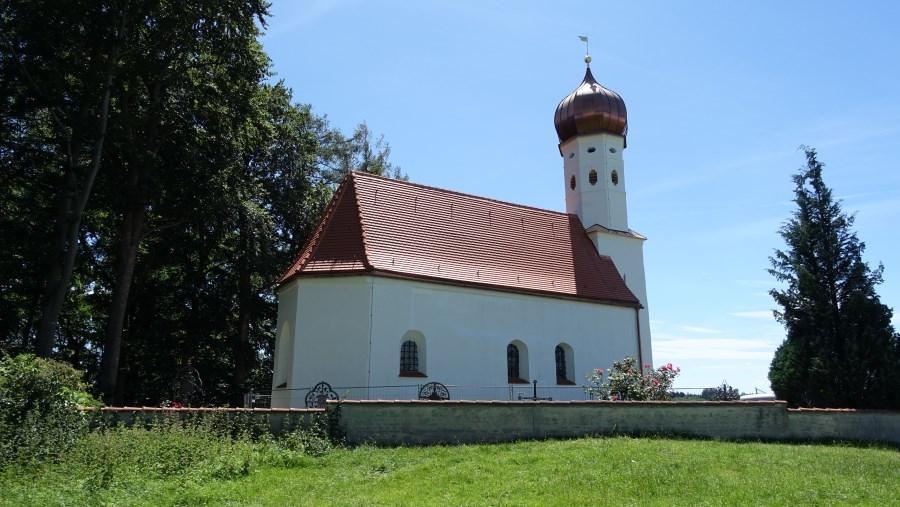 St. Michael, Egglburg