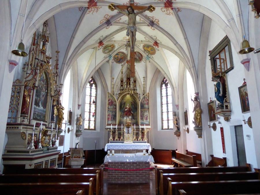 St. Laurentius Tengling