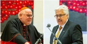 Kardinal Marx und Hans Tremmel