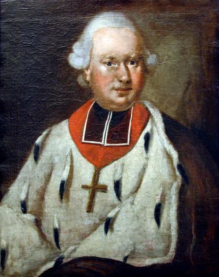 Fürstbischof Ludwig Joseph von Welden