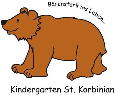 Logo mit Bär