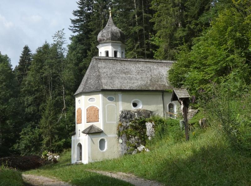 Ölbergkapelle bei Sachrang