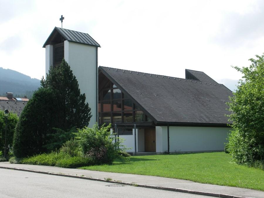 Kirche Eisenärzt