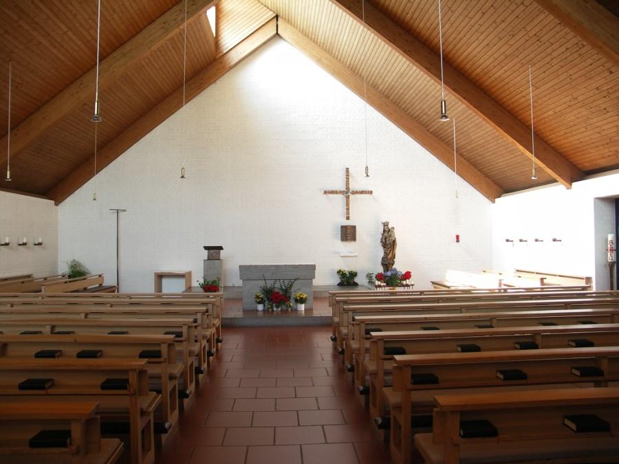 Kirche Eisenärzt Innen