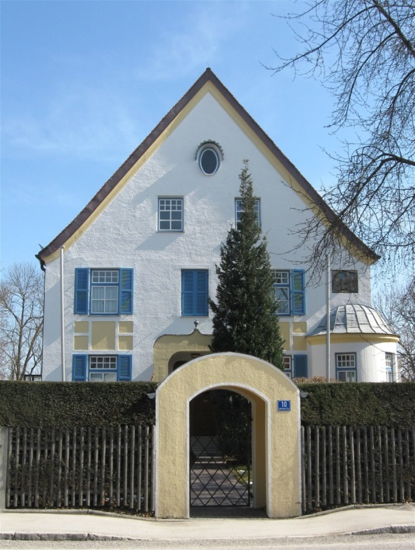 Pfarrhof St.Johannes