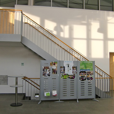Pfarrheim St.Johannes, Foyer