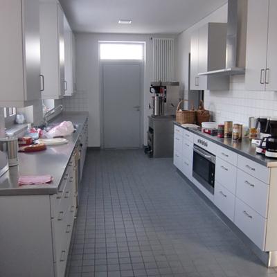 Pfarrheim St.Johannes, Küche