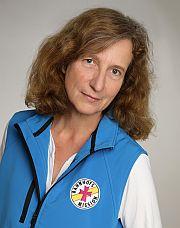Bettina Spahn, Leiterin der Bahnhofsmission München