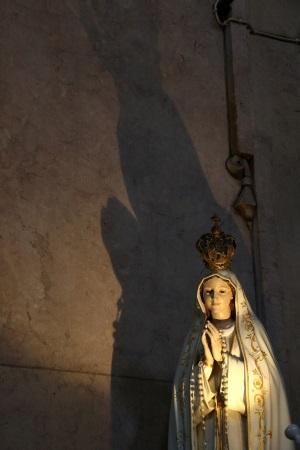 Marias Schatten