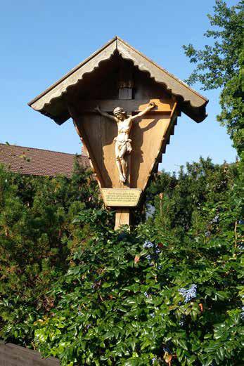 Kania Hinrichssegener-Herrgottswinkel Kreuz