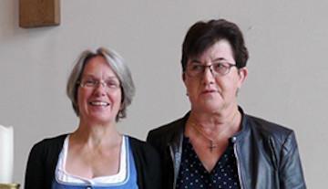 Marianne Flöhl, Hildegard Winkelmann