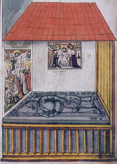 St.Johannes, Wappenbuch, Hochgrab