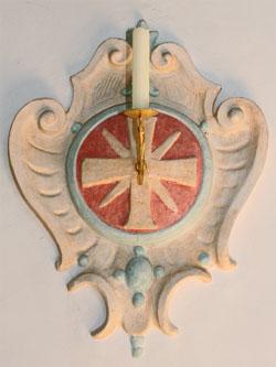 St.Johannes, Malteserkreuz