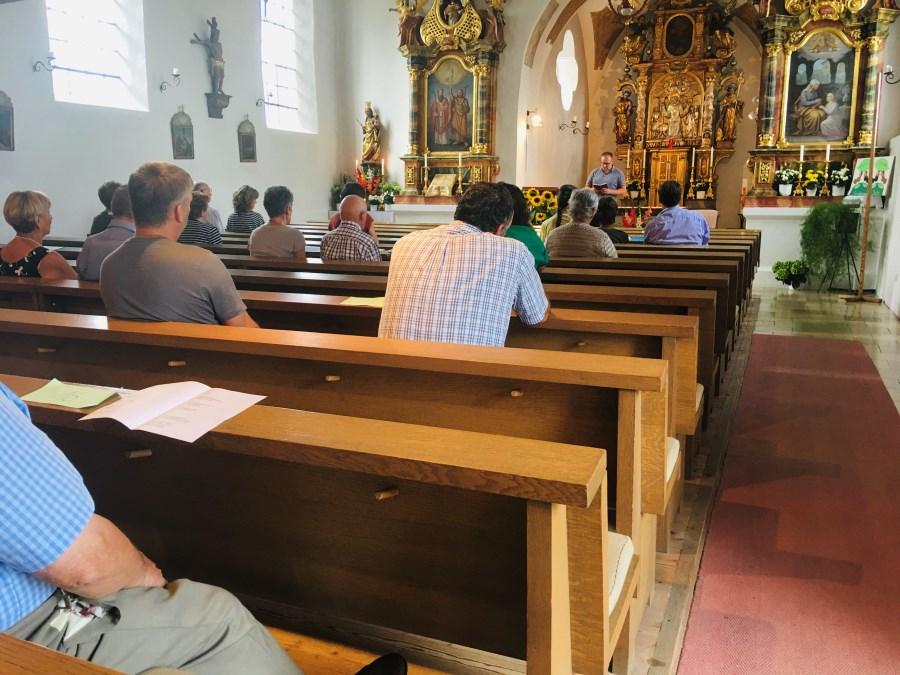 Spendenkonzert für Orgel St. Stephanus Giggenhausen am 15.08.2020