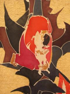 Messgewand, Detail (Guter Hirte)