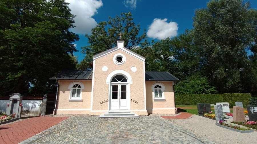 St.Johannes, Friedhof