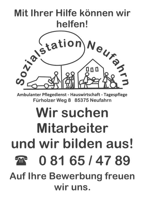 Sozialstation Stellenangebot
