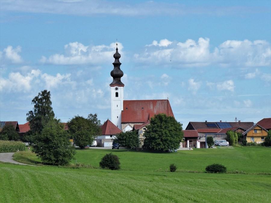 Kirche St. Johannes Baptist Weilham