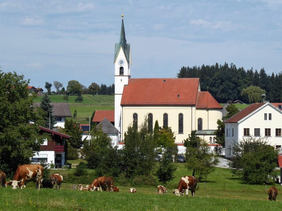 Kirche St. Florian in Tettenhausen