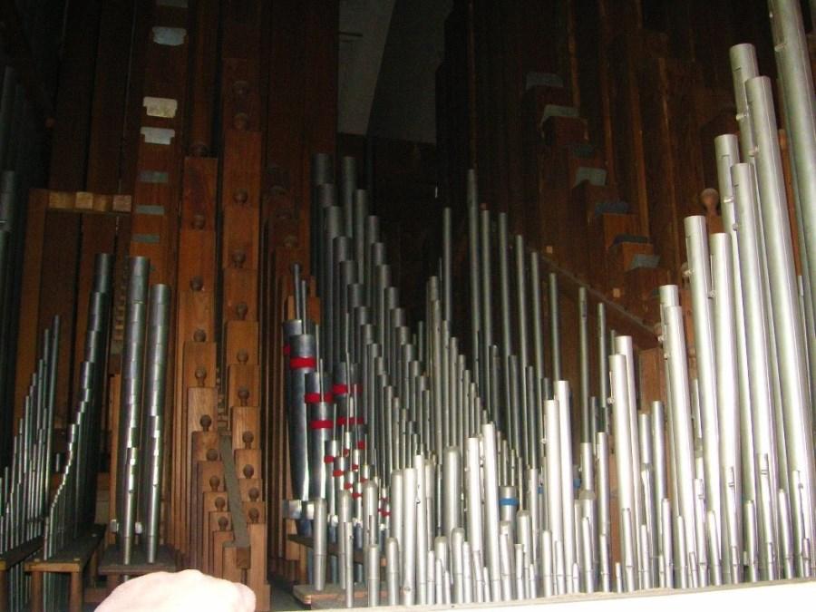 Orgel St.Laurentius
