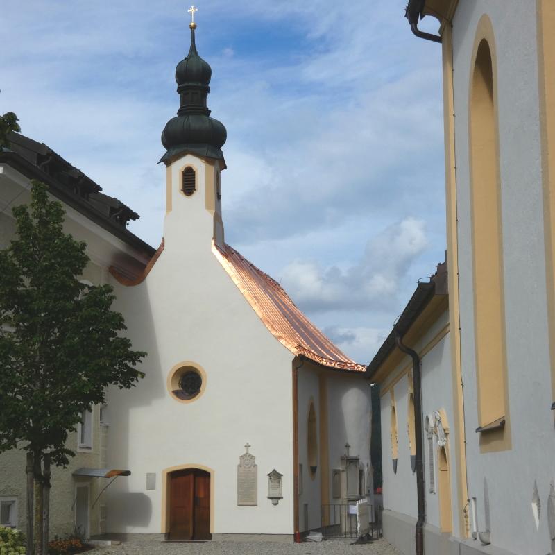 Kreuzkapelle Aschau