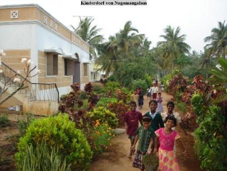 Pfarrer Diedrich in Indien