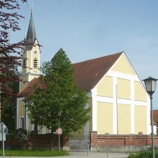 Kirche Heilig Kreuz Gronsdorf