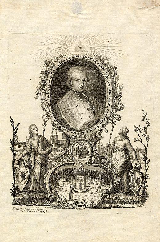 Kupferstich Porträt