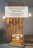 Orelkonzert Paolo Oreni 2020
