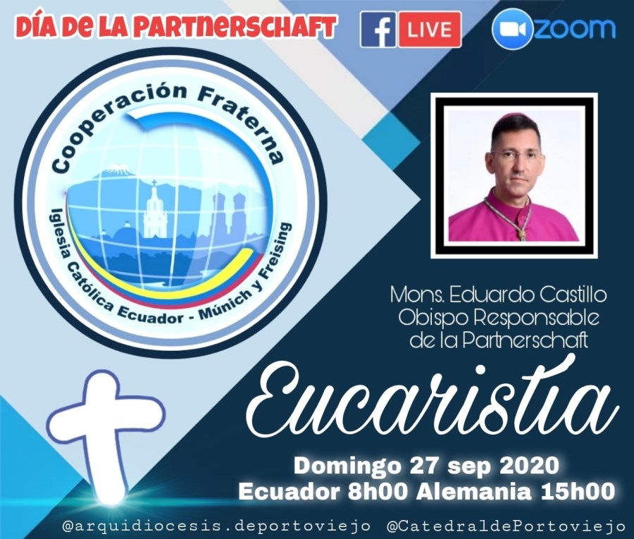 Erstes Partnerschaftstreffen Ecuador-München