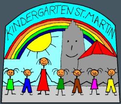 Logo Kindergarten St. Martin