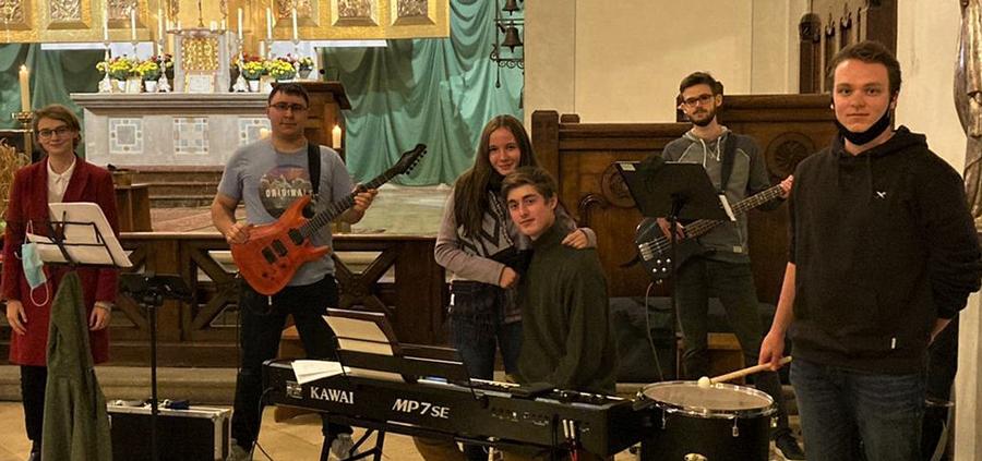 Jugendband St. Hildegard