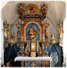 St. Johannes, Hochaltar