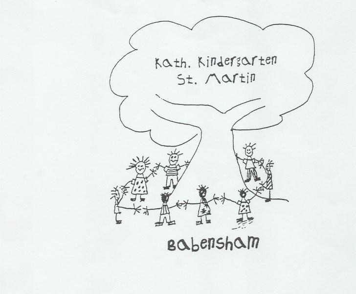Logo KIGA Babensham